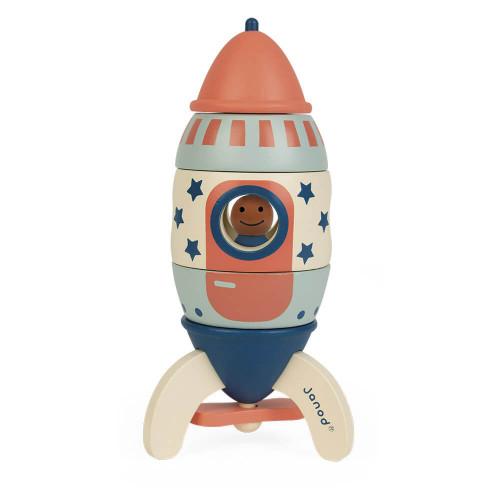 Magnet Fusée 'Lucky Star'