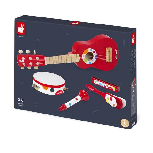 "Set musical confetti ""Music Live"" (bois)"