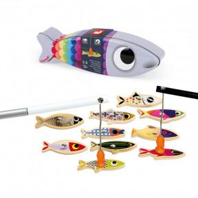 Sardine Fishing Game (wood)
