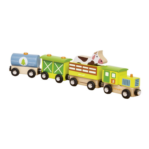 Story - Train Ferme (bois)