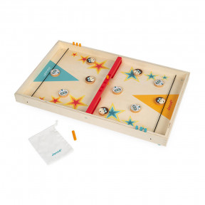 """Wooden """"Passe-Trappe"""" Game"""