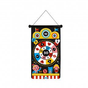 Magnetic Carnival Dartboard