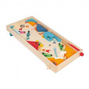 Flipper in legno