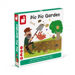 Gedächtnisspiel Pic Pic Garden