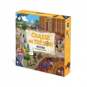 History Treasure Hunt Game