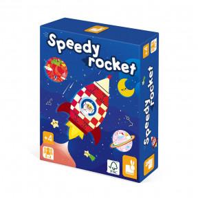 Speedy Rocket Games