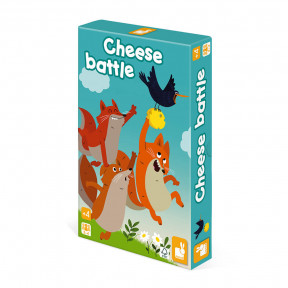 Cheese Battle Game