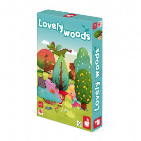 Juego Lovely Woods