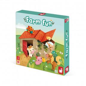 Juego Fun Farm