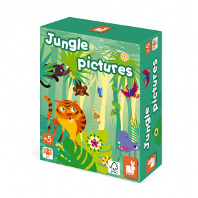 Jungle Pictures Game