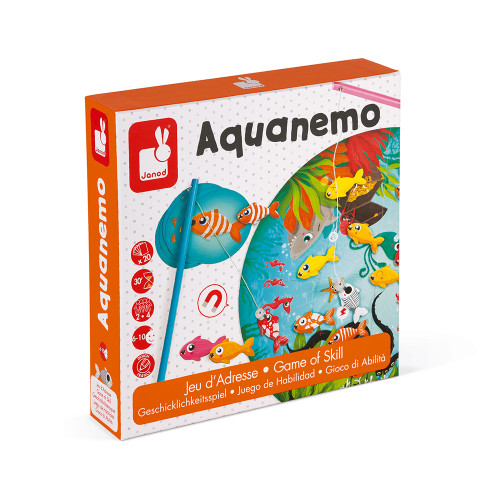 Jeu d'adresse Aquanemo