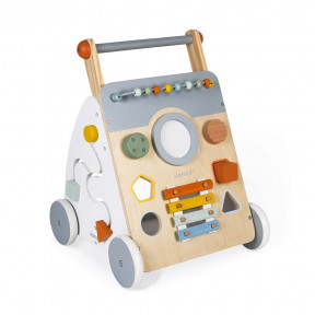 Sweet Cocoon Wooden Multi-Activity Trolley