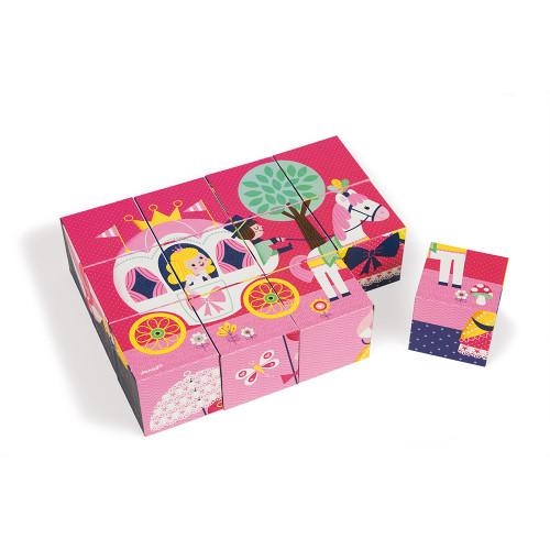 Kubkid - 12 Cubes Contes de Fées