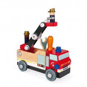 Camion dei pompieri Brico'kids