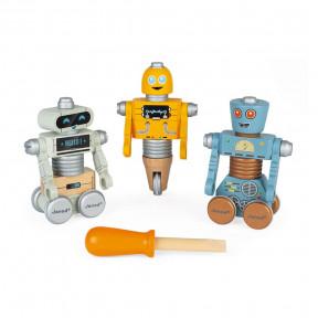 Brico'kids Build-your-own robots