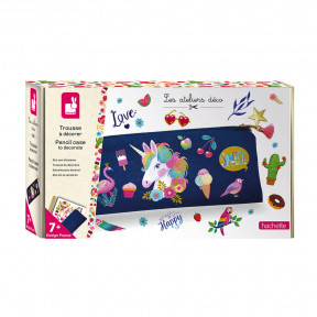 Creative Kit - Decorate-it-Yourself pencil case