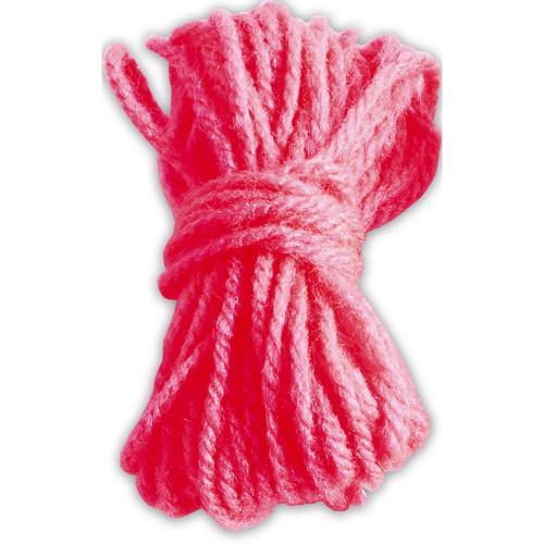 Ket Créatif Porte-clés en Crochet, loisir créatif, couture tricot, pour enfant dès 10 ans JANOD