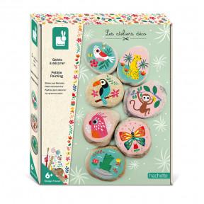 Kit creativo - Piedras para decorar