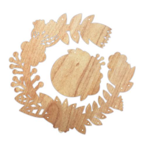 Kit Créatif Porte-bijoux à Décorer, loisir créatif, décoration pour enfant à partir de 7 ans JANOD