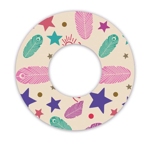 Kit Créatif Suspension Lumineuse Happy, loisir créatif, décoration chambre, pour enfant dès 8 ans JANOD