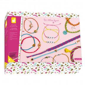 Kit Créatif - 13 Bracelets de l'Amitié à Créer