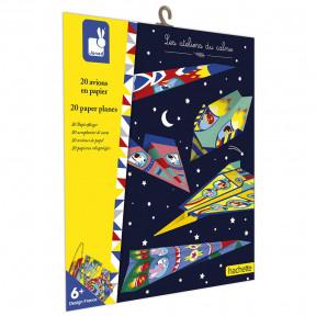 Kit creativo - Aeroplanini di carta