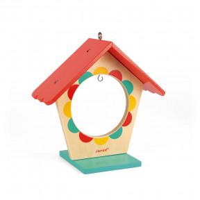 Happy Garden La Mia Mangiatoia Per Uccelli (legno)