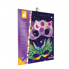 Creative Kit - Mosaic Masks Set