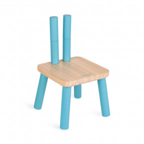 Adjustable wooden chair