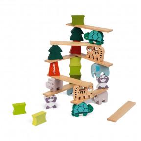Gioco Gli animali equilibristi in legno - In collaborazione con il WWF®