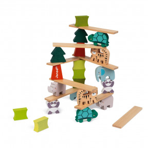 Wooden Balancing Animals game - In partnership with WWF®