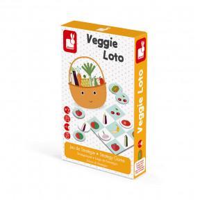 Strategie-Spiel Veggie Loto