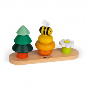 Forest Stacking Toy - In partnership with WWF®