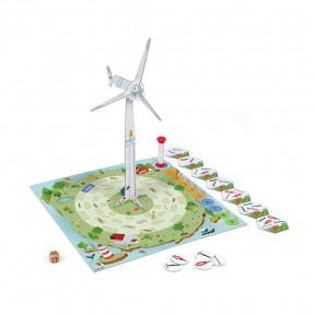 Jeu de coopération - Eole Challenge - Partenariat WWF®