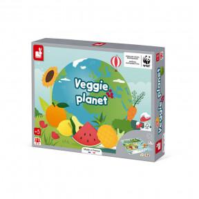 Juego Veggie Planet - Colaboración con WWF®