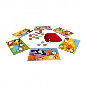 Jeu d'Association - Bingo Color (carton)