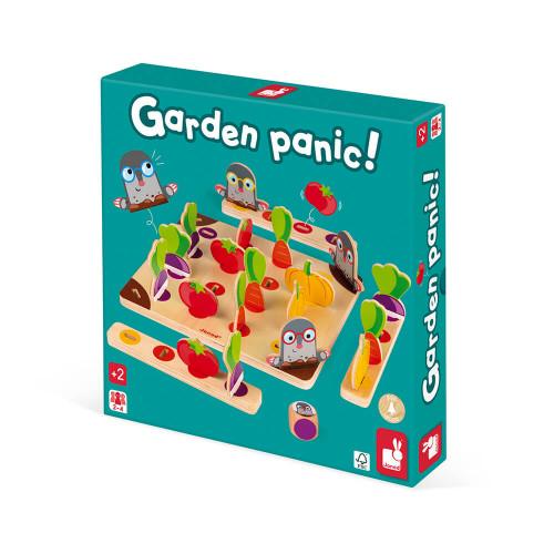 Garden Panic ! (bois)