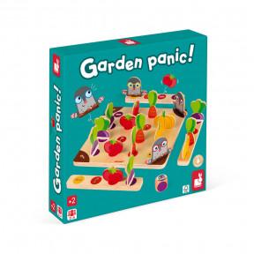 Juego de Correspondencias Garden Panic! (madera)