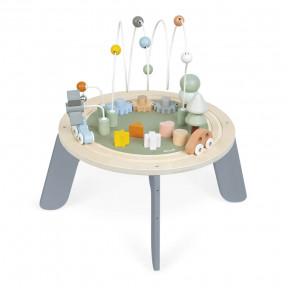 Table d'Activités Sweet Cocoon en bois