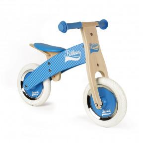 Little Bikloon La Mia Prima Bicicletta Blu (legno)