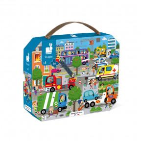 Puzzle City 36 pièces