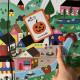 Jeu cherche et trouve les Couleurs, jeu de société, observation éducatif, géographie, pour enfant à partir de 8 ans JANOD