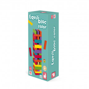Balancing Game Equilibloc Color (wood)