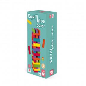 Torre de Color Equilibloc (madera)
