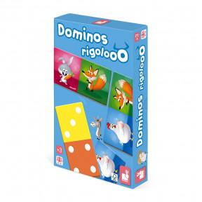 Domino-Spiel Dominos Rigolooo