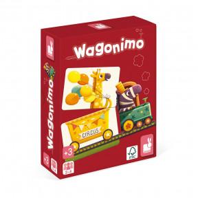 Kombinationsspiel Wagonimo