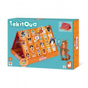 Strategy Game Tekitoua