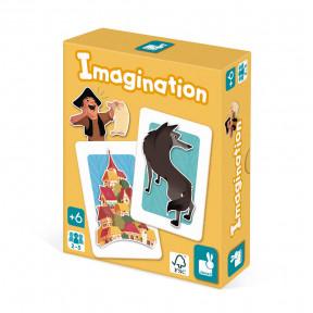 Jeu de Mémoire - Imagination