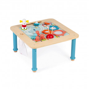 Adjustable activity table