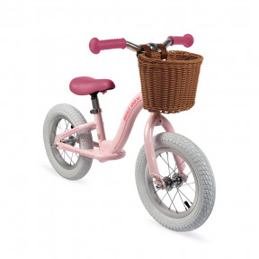 Bikloon Vintage Metal Balance Bike Pink